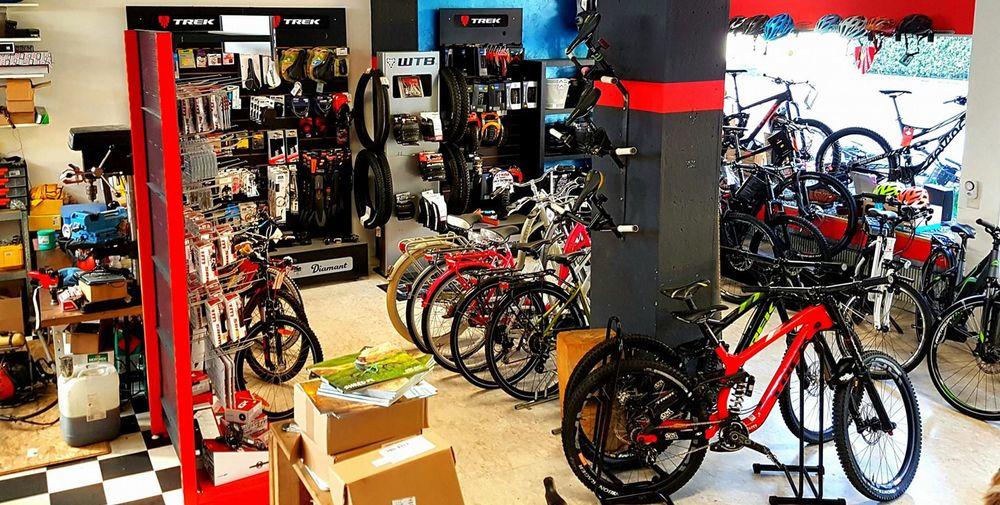 981 Bikeshop