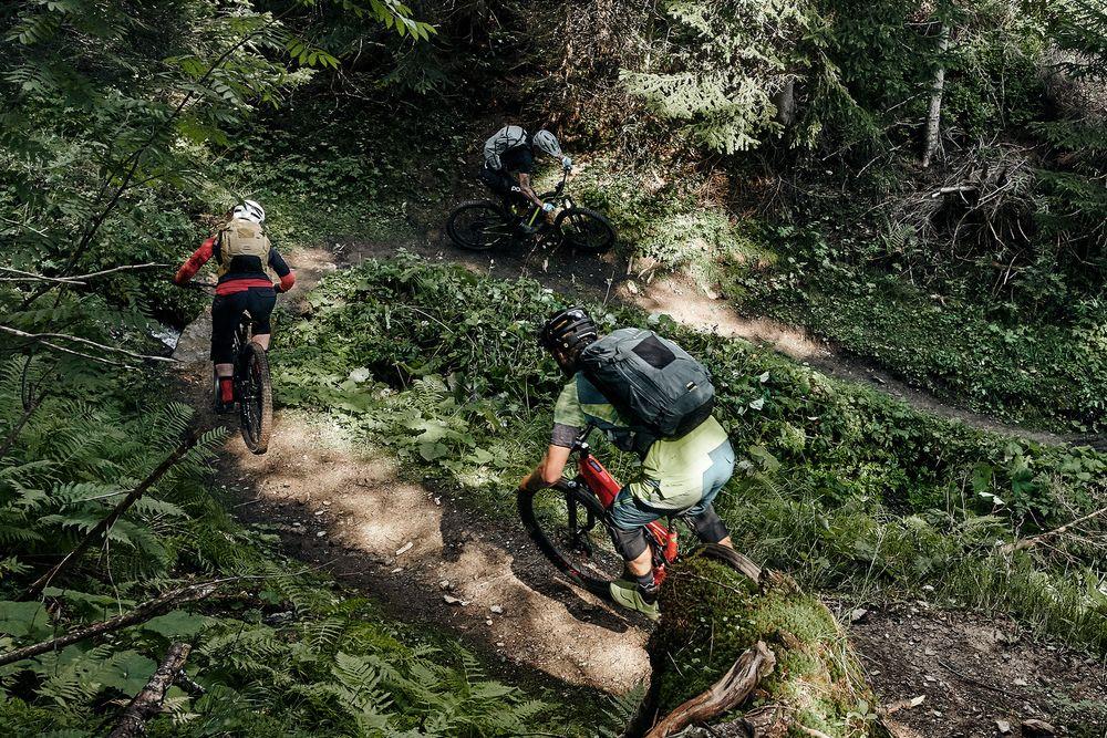 Raggi Gamma Trail