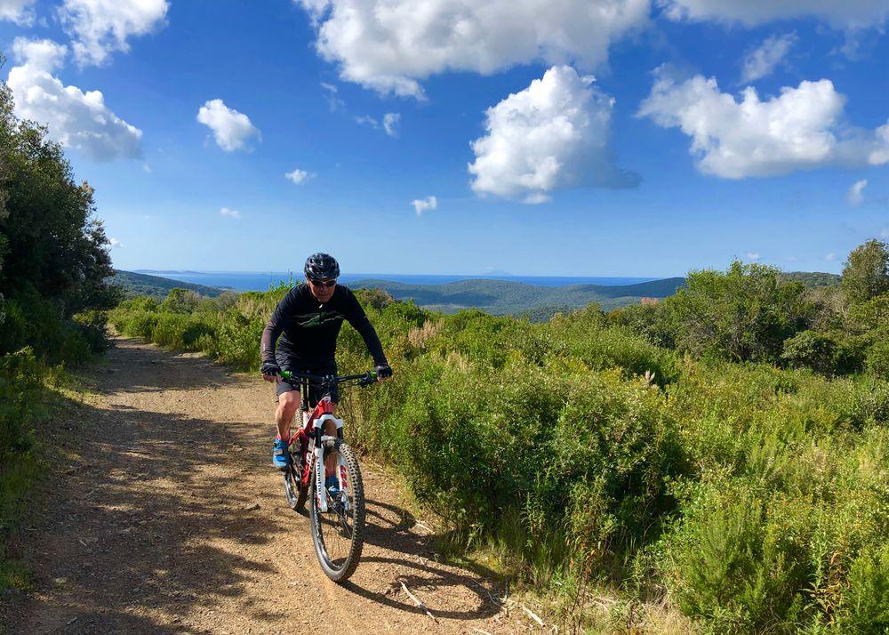 HOLIDAY ON BIKE IN DER MAREMMA