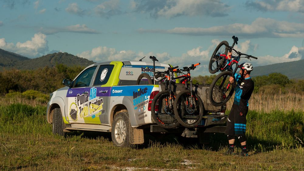Punta Ala Trail Center